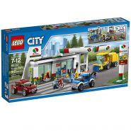 Lego City 60132 Станция технического обслуживания #