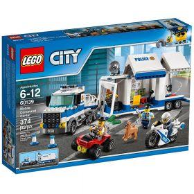 Lego City 60139 Мобильный командный центр #