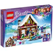 Lego Friends 41323 Горнолыжный курорт: шале #