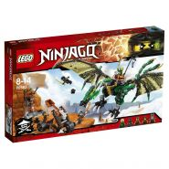Lego Ninjago 70593 Зелёный Дракон #