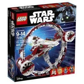 Lego Star Wars 75191 Звёздный истребитель джедаев с гипердвигателем