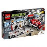 Lego Speed Champions 75876 Пит-лейн Порше 919 Гибрид и Порше 917K