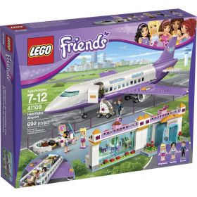 Lego Friends 41109 Аэропорт Хартлейк Сити